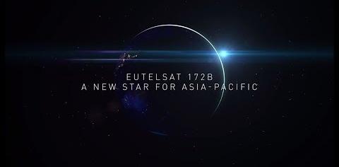 eutelsat 172b - Web e Tlc. In orbita il primo satellite per le connessioni a internet ad alta velocalità sugli aerei (nell'Asia Pacifica)
