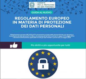 guida al regolamento ue 300x277 - Privacy. Nuovo Regolamento UE in vigore nel 2018, sanzioni pensanti per imprese non conformi