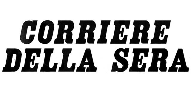 media Corriere della Sera logo1 - Editoria. Preparativi in corso per l'edizione torinese del Corriere della Sera