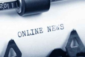 news online 1 300x200 - Media. Indagine Reuters Institute: news sempre più su social e online. Anche in Italia