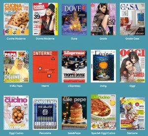 periodici italiani 300x276 - Editoria. Futuro periodici cartacei incerto: vendite 2017 in positivo solo per pochi