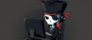pirateria online 300x132 - Musica & SOD. Tegolone su Spotify. Di cui le radio potrebbero approfittare