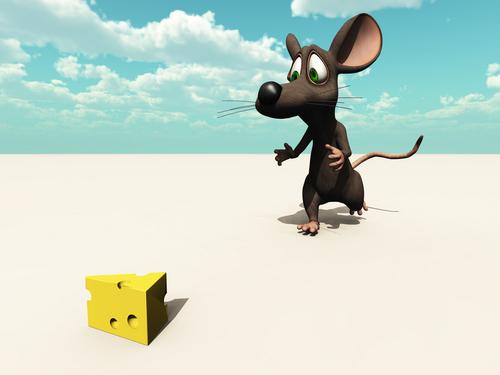 topolino - Alla Fiera dell'Est