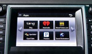 toyota entune 300x177 - Radio digitale. Automotive: tutte le case pronte alla connettività