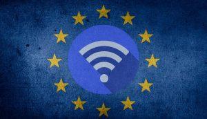 wifi eu 300x172 - Elettrosmog. Decreto Galletti (Min. Ambiente): stop wi-fi negli edifici pubblici