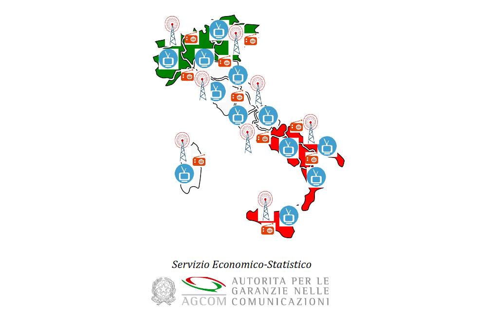 AGCOM tv locali - Tv locali. Ruolo chiave nel servizio di informazione per l'80% degli italiani