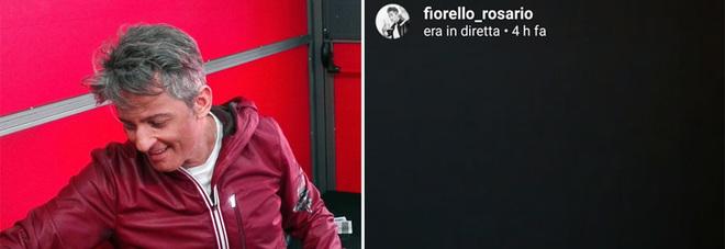 """Fiorello Alzabadiera Radio Instagram 1 - Radio. Fiorello torna su Radio DeeJay. Linus:  """"era una soddisfazione da togliersi"""""""