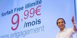 Free Mobile 300x149 - Internet & tlc. Iliad, offerte fisso-mobile in Italia: si punta ad accordo con Enel per accesso a fibra
