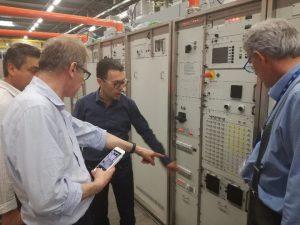 Itelco Busi senior 2 300x225 - Broadcast. Itelco festeggia i dieci anni di collaborazione di altissimo livello tecnologico con il CERN di Ginevra
