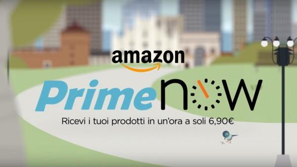 amazon prime now - Web & GDO. Con Amazon (ma non solo) la spesa arriva a casa. Si moltiplicano i servizi dell'e-commerce. Ecco perchè radio e tv saranno della partita