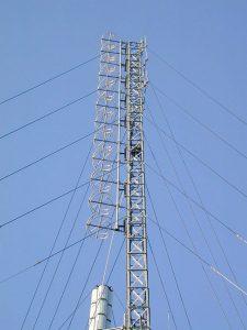 antenna FM Monte Mario 225x300 - Radio, pubblicità. Bene la nazionale a giugno (+8,9%). Segnali positivi anche per la locale