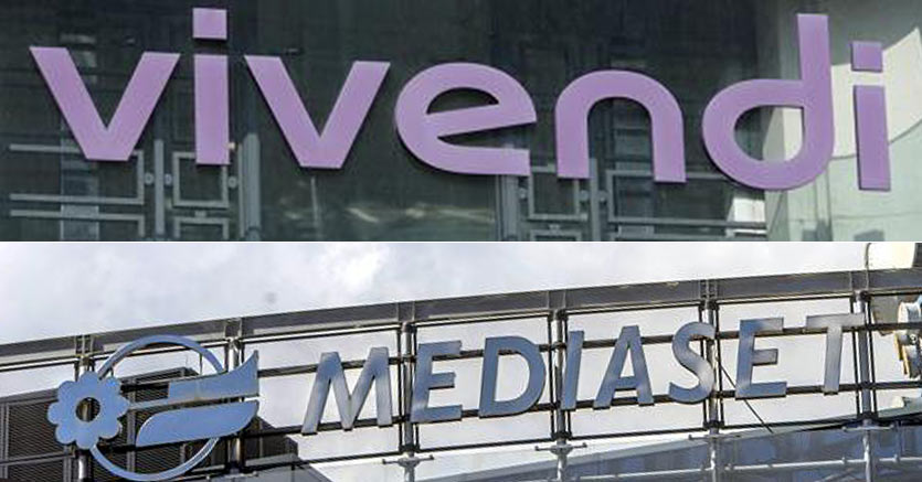 mediaset vivendi  - Tv. Mediaset-Vivendi litigano, la concorrenza gode