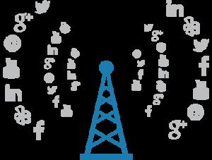 social radio 300x227 - Radio 4.0. Instagram Radio di Fiorello: Alzabandiera, esperimento di social station