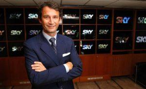 Andrea Zappia Sky 300x184 - Tv. Sky Italia: +4% di crescita per l'anno fiscale 2017 e nuova fatturazione per abbonati