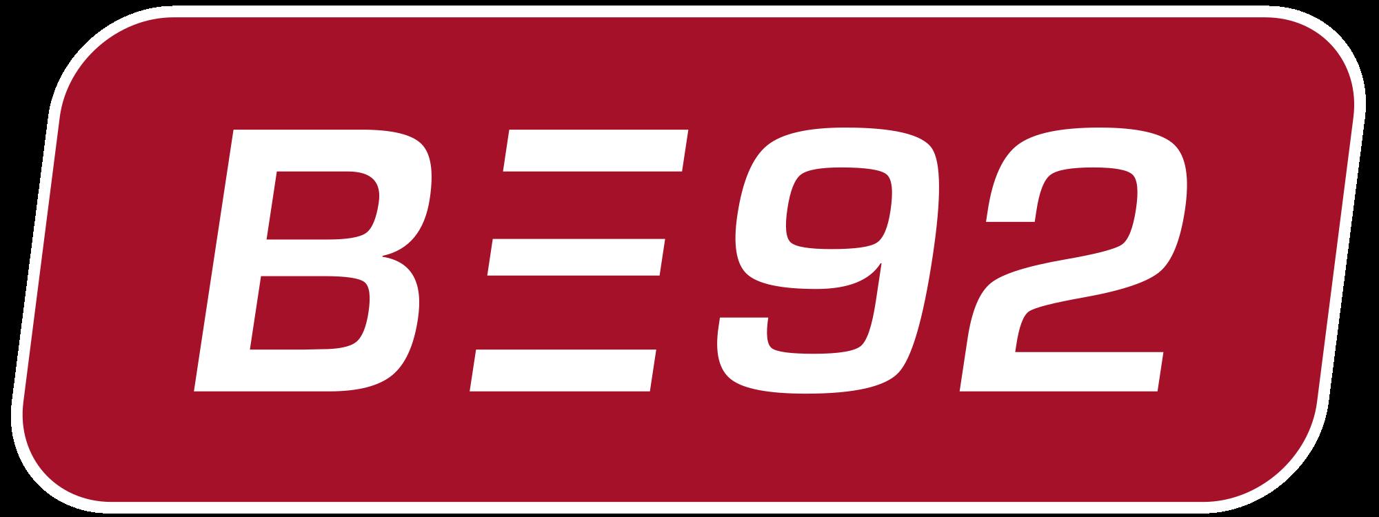 """B92 logo - Radio e Tv. Serbia, la storica B92 cambia nome (e layout): """"Altrimenti non si potrà vendere"""""""