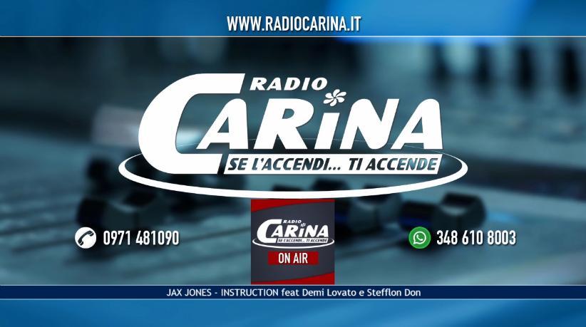 Carina Radio TV - Radio e DTT. Carina: al sud in radio, tv e audiografica