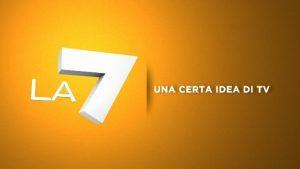 La7 300x169 - Tv. Lotta tra broadcaster per il terzo posto nelle classifiche di raccolta pubblicitaria e share