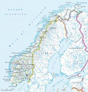NORVEGIA 288x300 - Radio digitale. Norvegia, broadcasters: bene transizione da FM a DAB+, ma ideale è connubio con IP