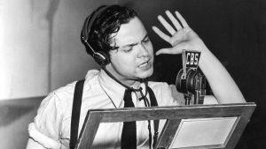 Orson Welles 300x169 - Radio, USA. Fusione entro il 2017 tra CBS ed Entercom per sopravvivere al nuovo modello radiofonico IP