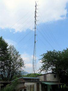 antenna traliccio FM Costalunga 2 225x300 - Radio e Tv locali, contributi editoria. Ok da Commissione parlamentare a DPR. Salve grandi emittenti tv, fine dei giochi per le piccole