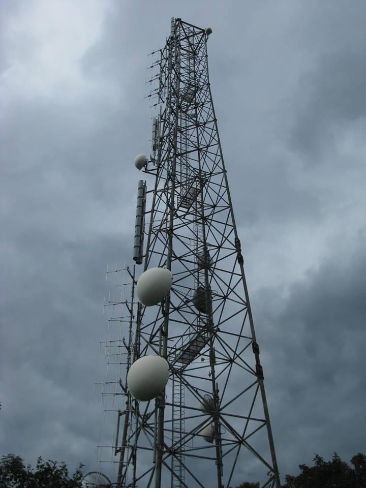 antenne FM e UHF traliccio Pedrosa Udine - Radio. Aggiornamento dati inseriti nel Catasto Nazionale delle Frequenze (CNF) c/o ROC Agcom ex Delibera 235/16/CONS