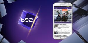 """b92 android 300x147 - Radio e Tv. Serbia, la storica B92 cambia nome (e layout): """"Altrimenti non si potrà vendere"""""""