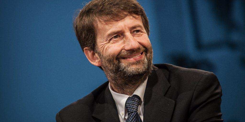 DARIO FRANCESCHINI 1024x512 - Tv. Riforma Tusmar: proposta di raddoppio quote investimenti in opere italiane ed europee, è polemica con i broadcaster