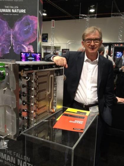 Elenos Busi - Radio e Tv. L'italiana Elenos acquista la storica Broadcast Electronics (USA)