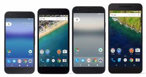 Google Pixel Pixel XL Nexus 5X 6P dimensioni 300x159 - Telefonia. Google si accorda per l'acquisto di Htc: Mountain View vuole portare in house la produzione di smartphone