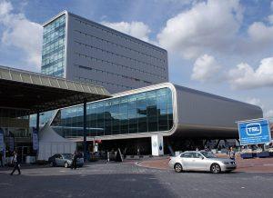 IBC Amsterdam RAI 300x218 - Radio e Tv. Operatori all'IBC: l'IP non è più futuro ma presente. Finite le scuse per attendere l'introduzione in ogni area del broadcasting