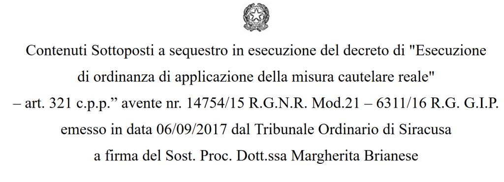 Il Ponte Web 1024x370 - Editoria online. Diffamazione: sequestrato e oscurato sito web in Sicilia