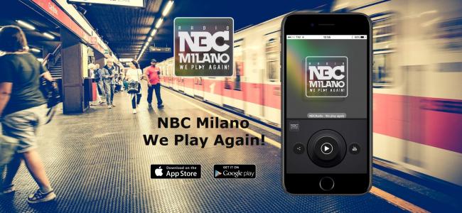 NBC Milano app 650x300 - Radio 4.0. Otto Mux: il primo brand bouquet italiano cross-platform