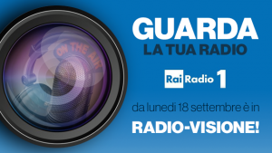 RAI Radiovisione 300x169 - Radio 4.0 e Tv. RAI lanciata con visual radio, IP, DAB+, potenziamento FM. Al via YouRadio1, mentre Montalbano sbarca su Netflix