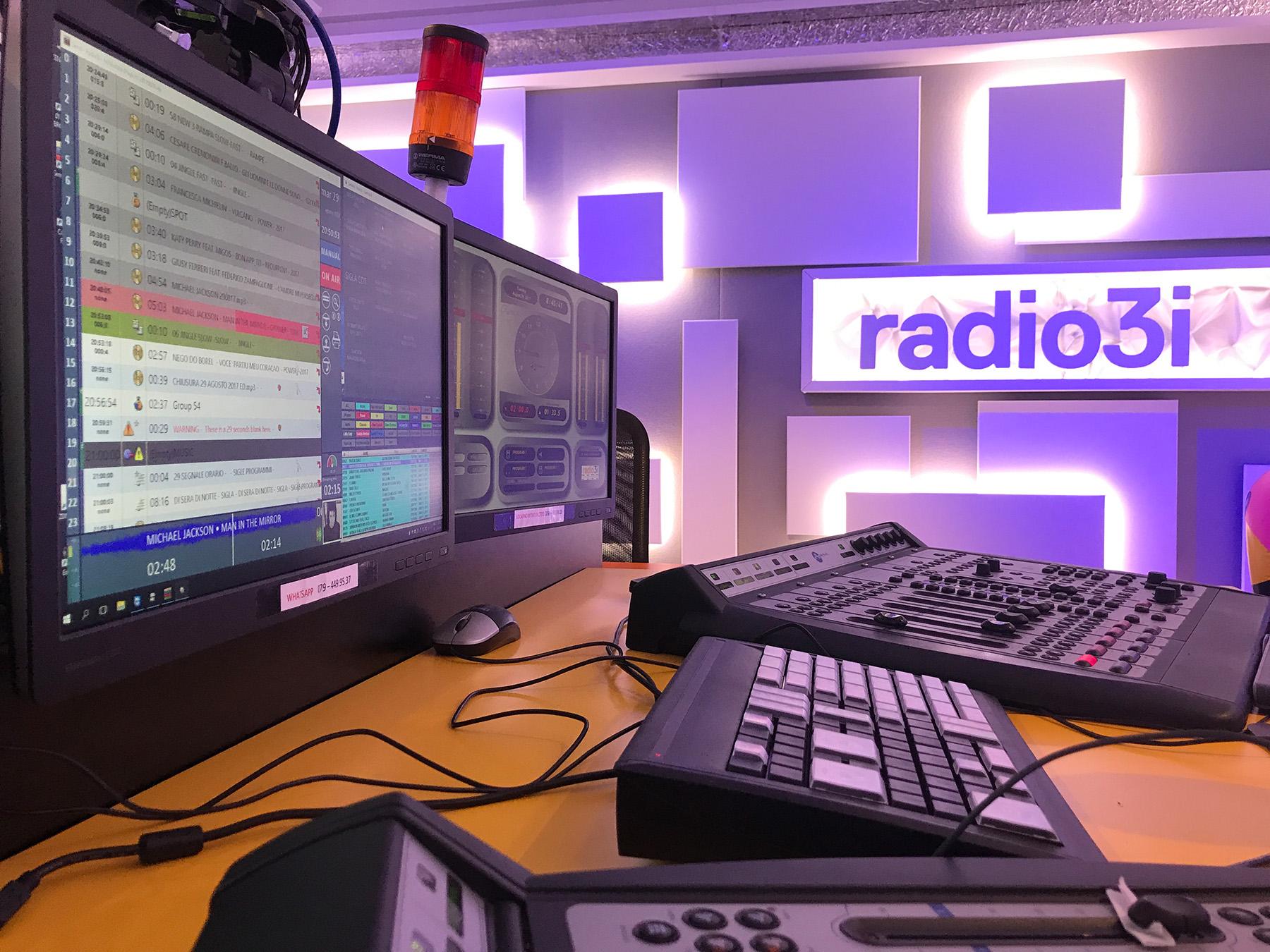Radio 3i studio 2 - Radio digitale. In Svizzera sale al 57%, anche se gli utenti non smettono di usare quella tradizionale