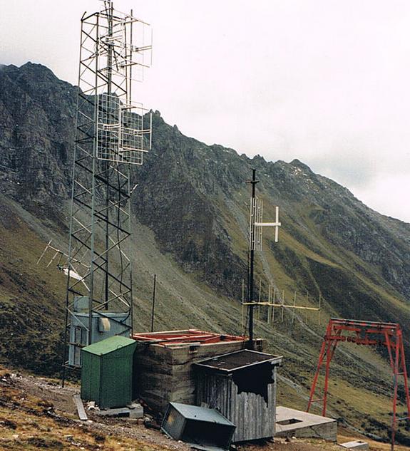 Radio Isarco Antenna 4 - Storia della Radiotelevisione Italiana. Radio Isarco International: un piede in Italia, l'altro in Austria