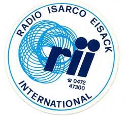 Radio Isarco - Storia della Radiotelevisione Italiana. Radio Isarco International: un piede in Italia, l'altro in Austria