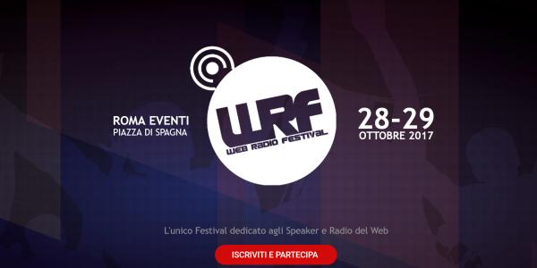 Web Radio Festival Banner grande 600x300 - Radio. Indagine d'ascolto TER. La relazione Marbach e la pubblicazione dei dati del semestre