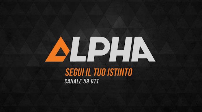 alpha - Tv. De Agostini lancia Alpha sul 59, canale dedicato a pubblico maschile