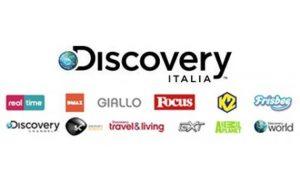 discoveryitalia 300x184 - Tv. Lotta tra broadcaster per il terzo posto nelle classifiche di raccolta pubblicitaria e share