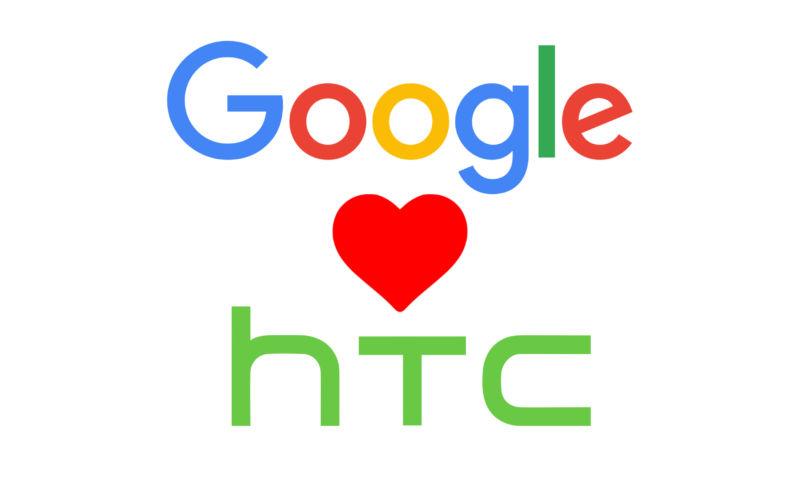 googlelovehtc - Telefonia. Google si accorda per l'acquisto di Htc: Mountain View vuole portare in house la produzione di smartphone