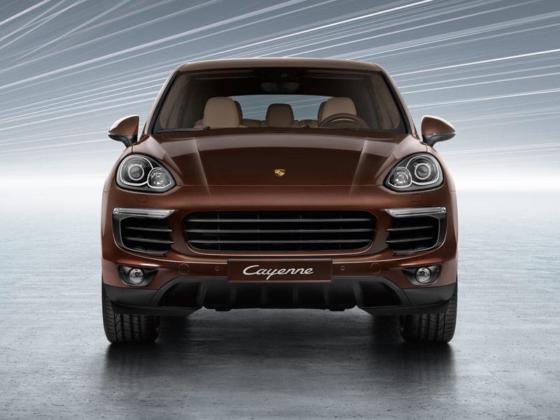 porsche cayenne - Radio 4.0. Anche Porsche scommette su hybrid radio. On car con Radio Plus (FM, IP, DAB+)