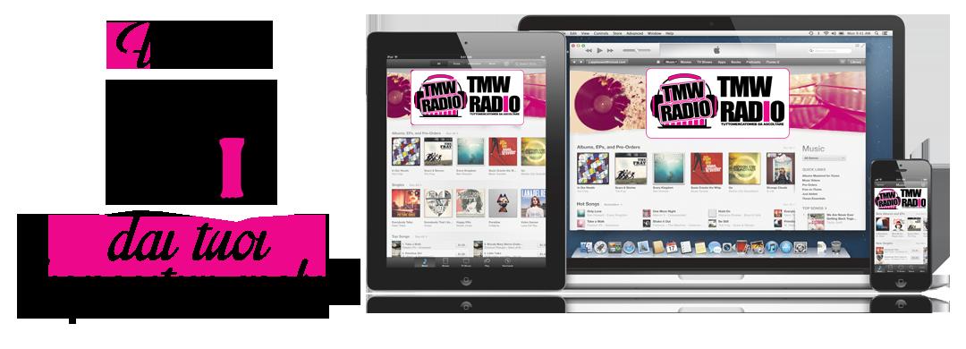 tmwradio mobile - Radio. Tmw, l'emittente IP di TuttoMercatoWeb, si allarga e punta ad altre piattaforme distributive
