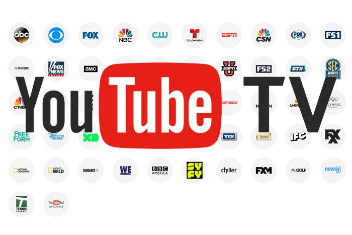 """youtube tv logo - Ip tv. YouTube sui competitor: """"non copiamo, abbiamo nostra identità"""""""