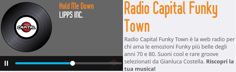 Capital Funky Town - Radio. I colossi puntano sulla musica italiana. Subasio vs Radio Italia. E gli altri?