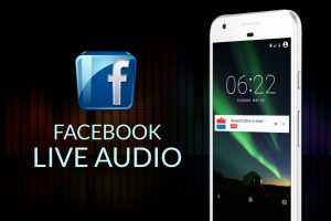 Facebook Live Audio 300x200 - Radio 4.0. Caso Radio FB by Fiorello. Fare le pulci a Facebook Live Audio