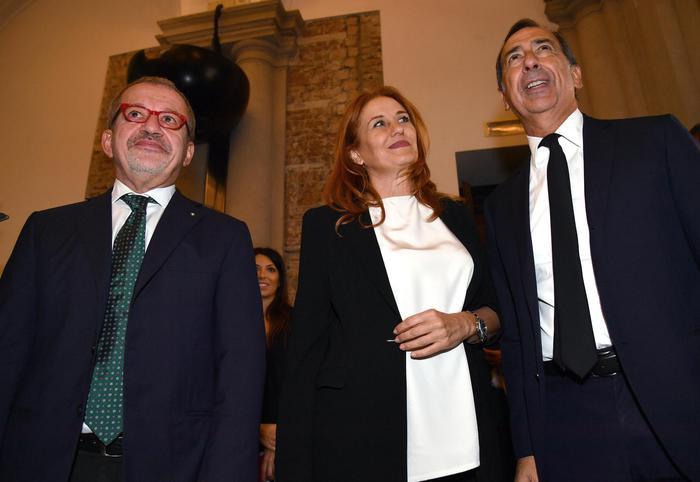 Prix Italia 2017 maroni maggioni sala - Tv. Milano nuovo polo Rai, Maggioni e Orfeo all'opera