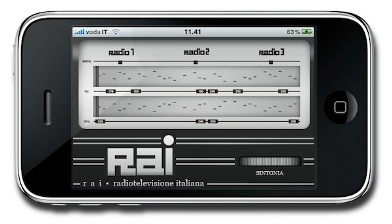 Radio RAI classico 4.0 - Radio 4.0 e Tv. RAI lanciata con visual radio, IP, DAB+, potenziamento FM. Al via YouRadio1, mentre Montalbano sbarca su Netflix