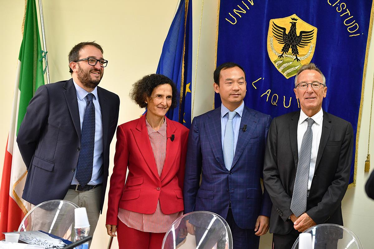 ZTE - Tlc, 5g e Beyond - B5G. ZTE, Cina scommette su Italia per innovazione e formazione