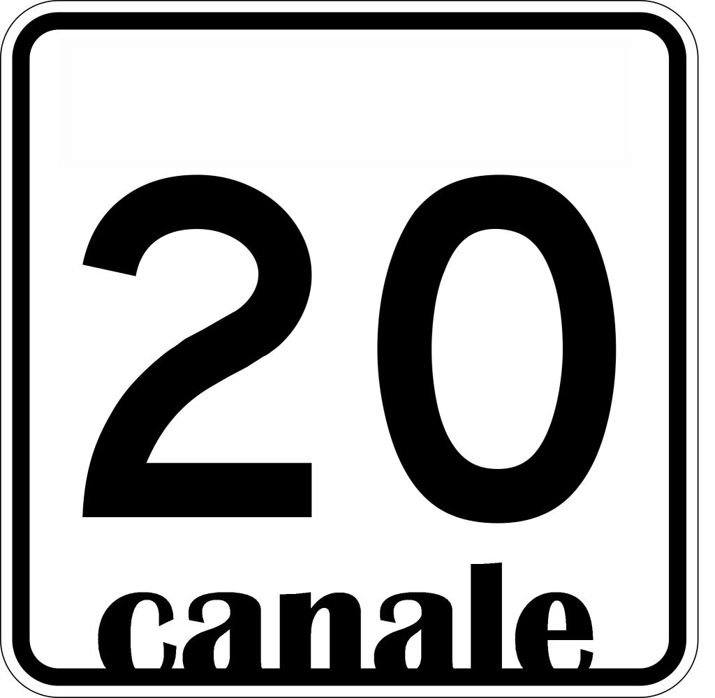 canale 20 1024x1000 - DTT. Mediaset: il nuovo canale su LCN 20 si chiamerà… Venti. Esordio a Natale