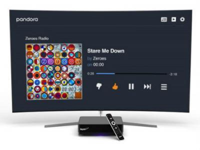 """layer3 TV pandora - Multipiattaforma, USA. Layer3 TV dopo audiografica iHeart integra free Xumo. Obiettivo: """"essere fulcro comunicativo domestico"""""""
